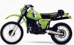 1982 Kawasaki KDX 450