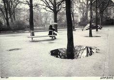 Paris, 1950. Robert Frank. Gelatin silver print