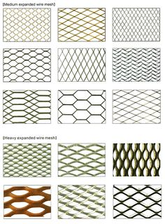 Expanded Metal Screen - Yingluo Architecture Mesh Co.                                                                                                                                                                                 More