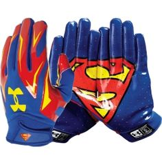 a43691ed7 Under Armour Adult Alter Ego Superman F4 Receiver Gloves - Dick s Sporting  Goods Softball Equipment