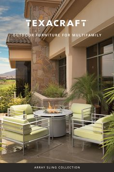 Our commercial multifamily furniture is sure to make a lasting impression. Each piece is uniquely designed to create a modern and upscale atmosphere.
