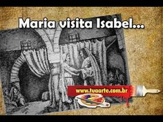 04 - Maria visita Isabel por Vagnero Tero