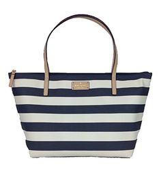 Kate Spade New York 'Ellison Aveunue' Sophie Tote, French Navy / Cream kate spade new york http://www.amazon.com/dp/B00QEMMPJW/ref=cm_sw_r_pi_dp_BAKFub11NH7VV