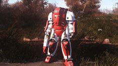 Fallout Facts, Fallout Fan Art, Fallout 4 Mods, Fallout Game, Fallout New Vegas, Fallout Weapons, Fallout Power Armor, Exoskeleton Suit, Sci Fi Rpg