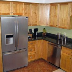 Maple cabinets for your kitchen remodel