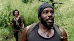 chad coleman walking dead sea 4 | The Walking Dead 4 Stagione: secondo Chad Coleman il film si farà a ...