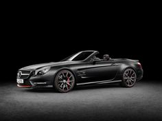 """Mercedes-Benz SL Special Edition """"Mille Miglia 417"""" Celebrates """"Unexpected"""" 1955 Victory"""