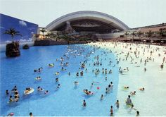 the world's biggest indoor pool. - Buscar con Google