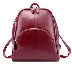 Zicac Womens Fashion Simple Style Leather Backpack Should... https://www.amazon.com/dp/B010WKSFCM/ref=cm_sw_r_pi_dp_x_wng0ybM5RKRWH