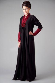 Abaya Dress Pattern 25