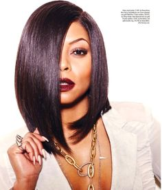 Taraji P. Henson in 'MIAMI' Magazine's March 2015 Spring Style Issue