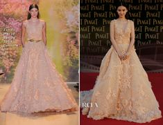 Angelababy In Zuhair Murad Couture – 33rd Hong Kong Film Awards