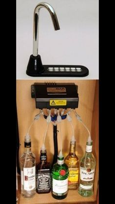 Bar sink!