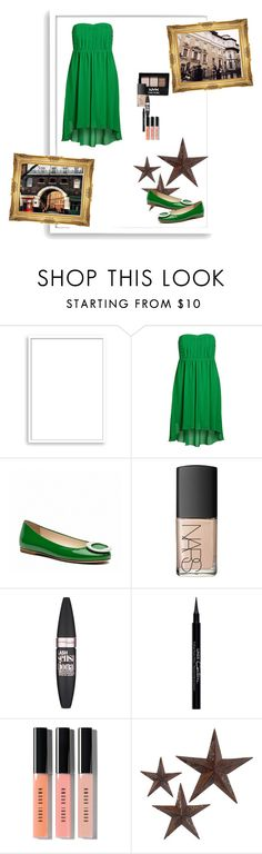 """""""outfit #123"""" by cathrine1216 ❤ liked on Polyvore featuring Bomedo, NYX, VILA, Frances Valentine, NARS Cosmetics, Maybelline, Givenchy, Bobbi Brown Cosmetics and jcp"""