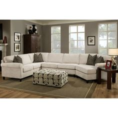 Free Shipping when you buy Bauhaus Fray Sectional at Wayfair - Great Deals on all Furniture products with the best selection to choose from!