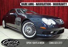 This 2006 Mercedes-Benz SL-Class SL55 AMG is listed on Carsforsale.com for…