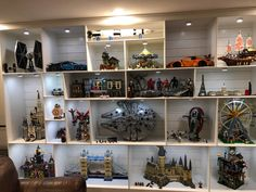 Reports, news, pics, videos, discussions and documentation from a studded world. /r/lego is about all things LEGO®. Lego Display Shelf, Lego Shelves, Lego Storage, Display Case, Lego Regal, Legos, Lego Room Decor, Lego Table Ikea, Lego Minecraft