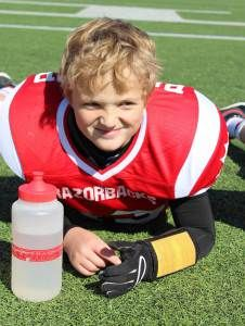 drafting youth football players