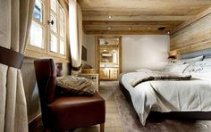 Excessive Luxury Showcased by Le Petit Chateau in the French Alps