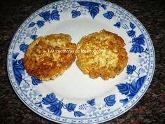 En la cocina con Ana : Dieta PP : Hamburguesas de Tofú
