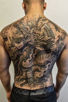 Men, listen up! Your back is a blank canvas just begging for design. Whether you are considering your first tattoo or your fifth, your back is the perfect place for your new design. But what… #tattoosformenideas