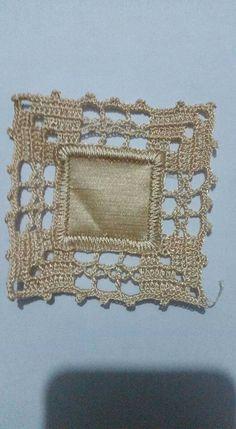 Crochet Borders, Crochet Diagram, Crochet Squares, Crochet Motif, Crochet Lace, Crochet Patterns, Crochet Tablecloth, Diy Wreath, Doilies