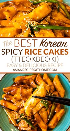 Make our easy Korean spicy rice cakes (tteokbeoki) recipe. Tteokbeoki is a very popular street food in Korea and is a delicious appetizer or snack. Easy Korean Recipes, Easy Delicious Recipes, Spicy Recipes, Seafood Recipes, Asian Recipes, Cooking Recipes, Delicious Food, Korean Appetizers, Spicy Appetizers