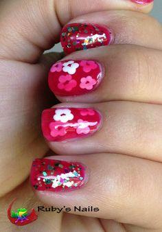 Ruby's Nails: It's My Birthday!!!!