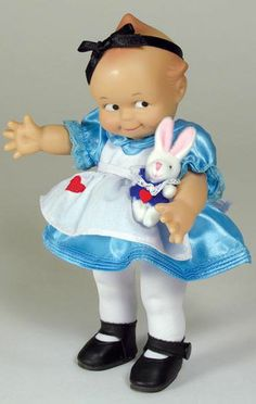 Alice's Adventures Kewpie Doll