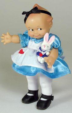 Kewpie Dolls   Kewpie Doll ~ Alice's Adventures Kewpie Doll
