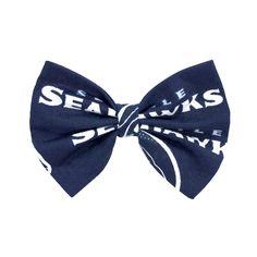 Seattle Seahawks Dog Bowtie, $11.95 (http://www.preciouspawprints.com/seattle-seahawks-dog-bowtie/) #PreciousPawPrints