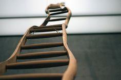 Martin Puryear: Ladder for Booker T. Washington (1966) by bensmithson, via Flickr
