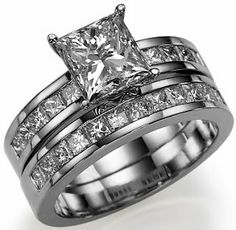 wedding ring sets under 500