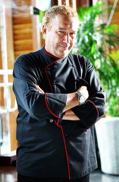 Italian Chef Alberto Bruni