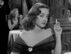 Bette Davis. All about Eve
