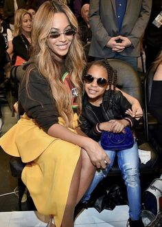 Bey and Blue_ 2018 NBA All star game