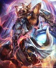 riot wolf 2 by kazashino.deviantart.com on @deviantART