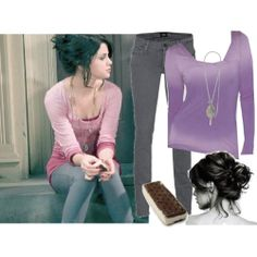 Alex Russo Outfits | Alex Russo Ice Cream Style - Polyvore