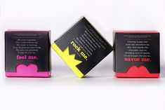"""OOO"" Boutique Condoms - The Dieline -"