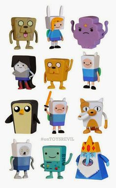 Adventure Time Mystery Minis from Funko