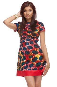 QuteFashion.com  I #African #Fashion #Style #Ankara #kente