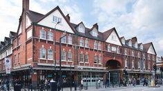 オールドスピタフィールド市場。ビクトリアン調グレード2指定建築物。屋上は東ロンドンの市場として利用されている。 #写真  #イギリス  #大英帝国 #ロンドン写真 #美しいロンドン #ロンドン大好き #建築物
