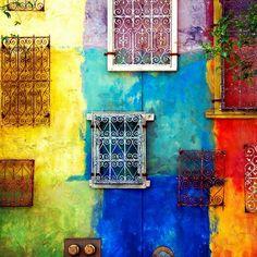 Colorful life. Decoración. http://elhogarideal.com/es/