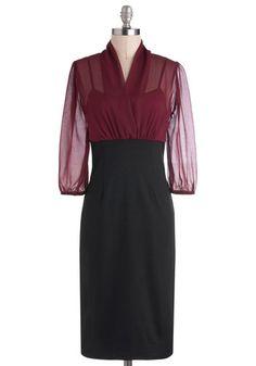 The Cheryl Dress, #ModCloth, named for WILD author and Dear Sugar columnist Cheryl Strayed