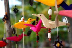 Birds - Artesanato indígena / Indigenous Craftsmanship
