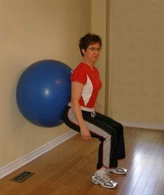 Exercise ball workouts http://www.exercise-ball-exercises.com/exercise-ball-workout-beginner-1.html#