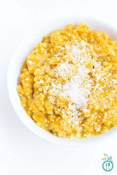 Butternut Squash Quinoa Risotto