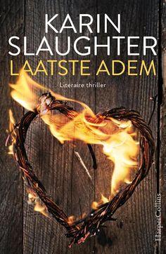 Boek cover Laatste adem van Karin Slaughter (Ebook)