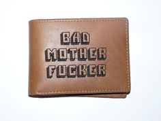 Bad Mother Fucker - Pulp Fiction - Wallet