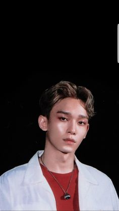 Ok Chen I see you looking like a glazed donut